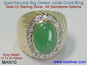Big Jade Gemstone The Kaisilver Team Reports On The Big