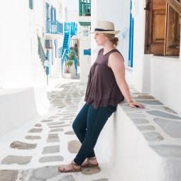 Baileys Go Greek | Santorini & Mykonos