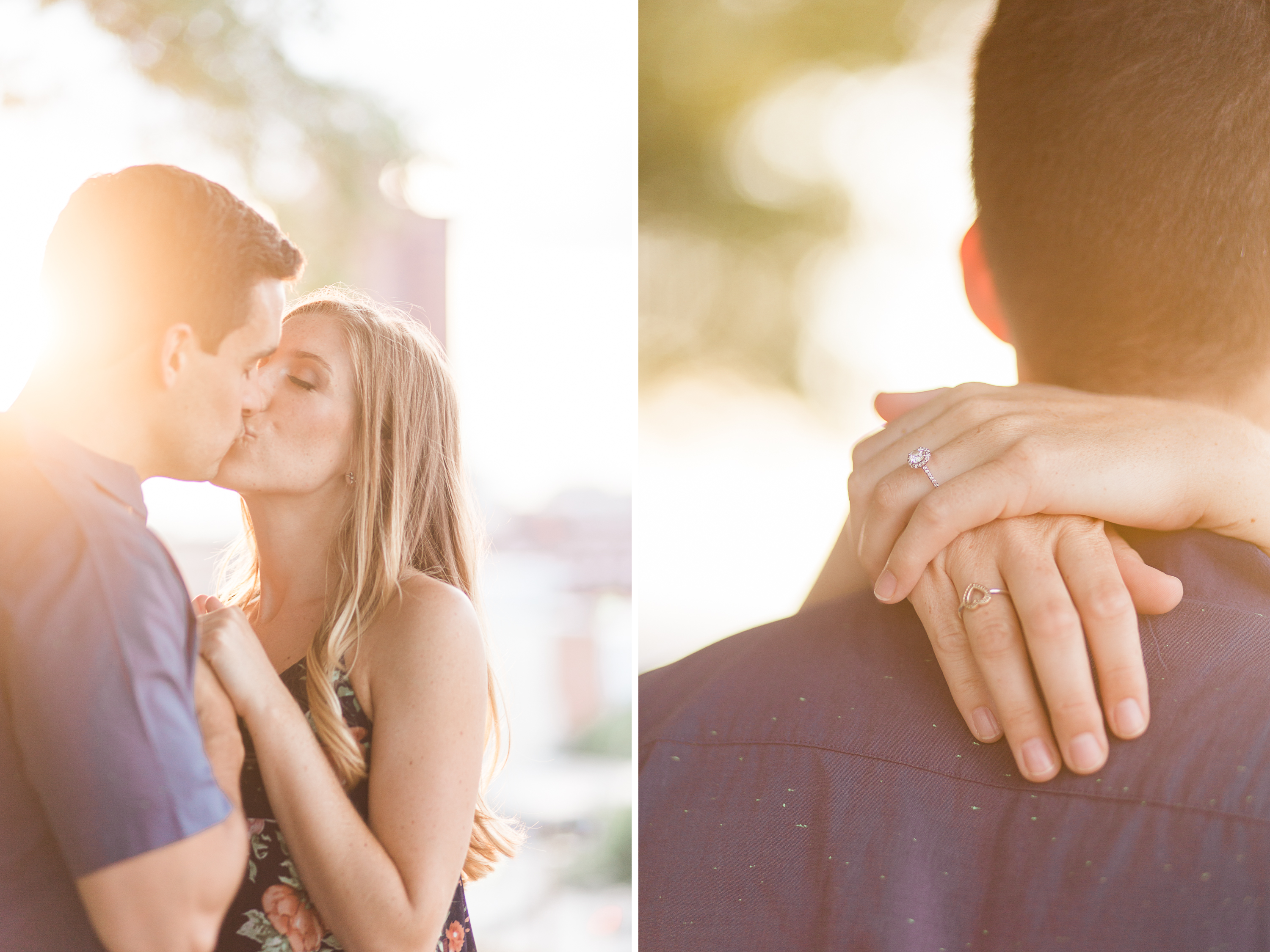 Kait Bailey Photography Maryland Wedding Photographer Federal Hill Engagement