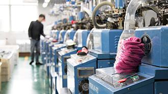 kaite socks factory video