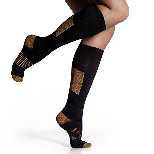 Copper Oxide Socks knee