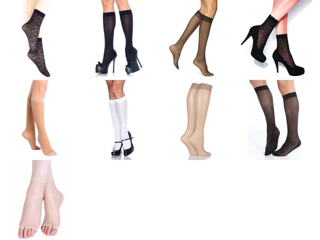nylon pop socks