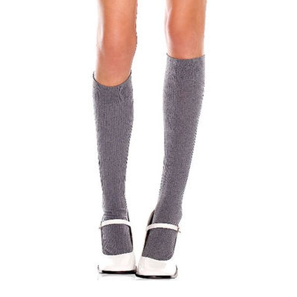 c501cf504b808 school girls knee high socks, Support custom & private label - Kaite ...