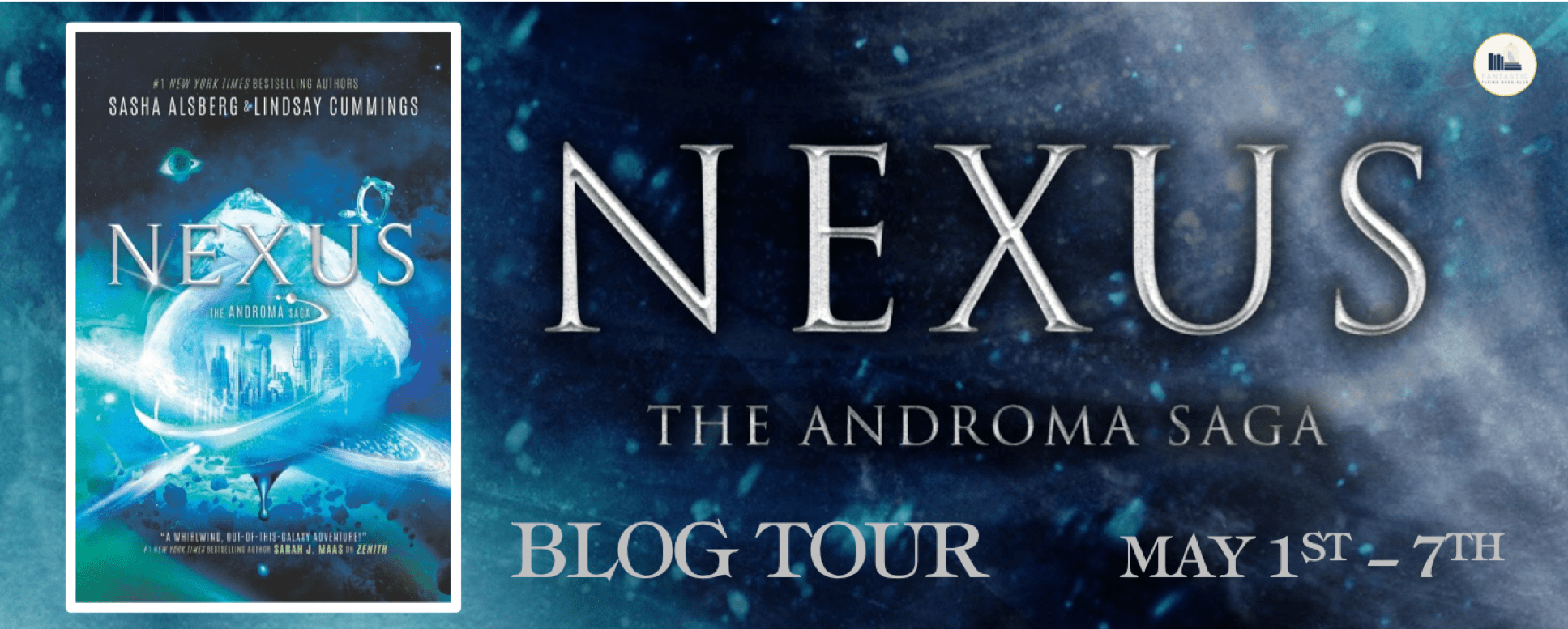 Blog Tour: Nexus by Sasha Alsberg + Lindsay Cummings (Interview + Giveaway!)