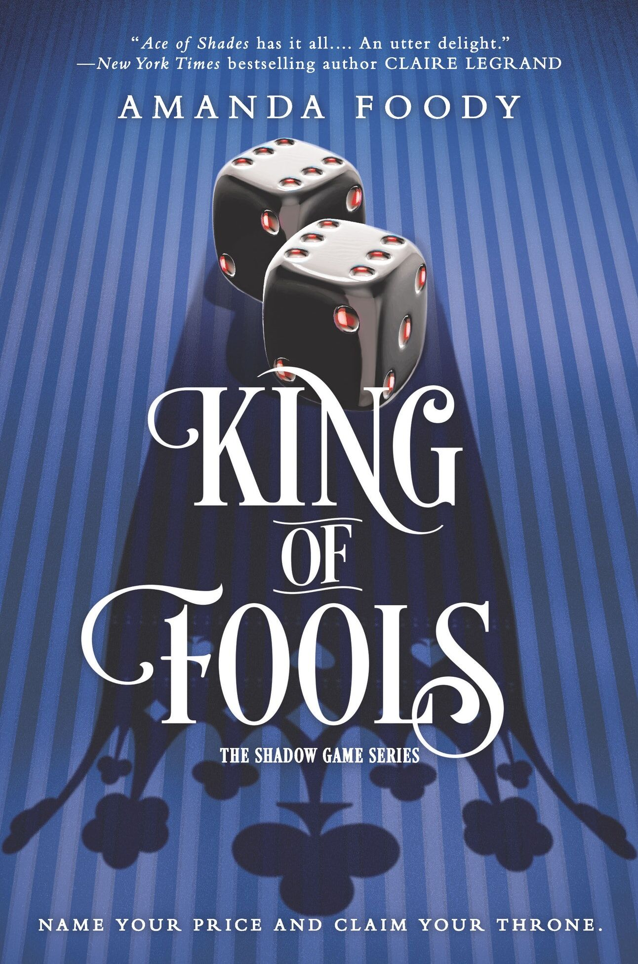 Blog Tour: King of Fools by Amanda Foody (Interview + Giveaway!)