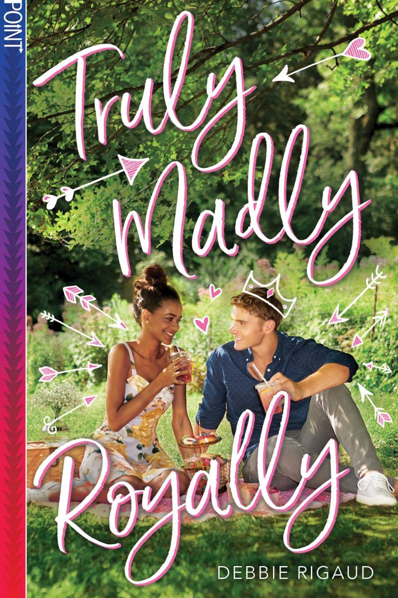 Blog Tour: Truly, Madly, Royally by Debbie M. Rigaud (Spotlight + Giveaway!)