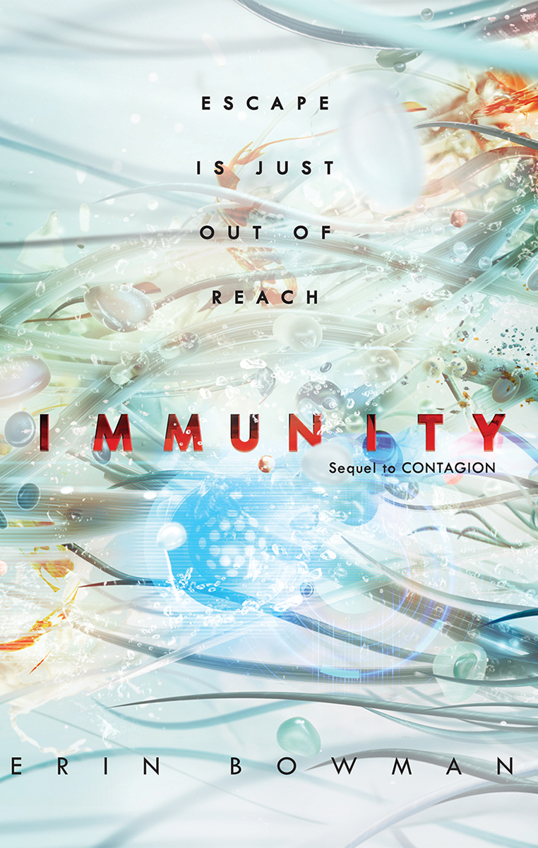 Blog Tour: Immunity by Erin Bowman (Interview + Giveaway!)