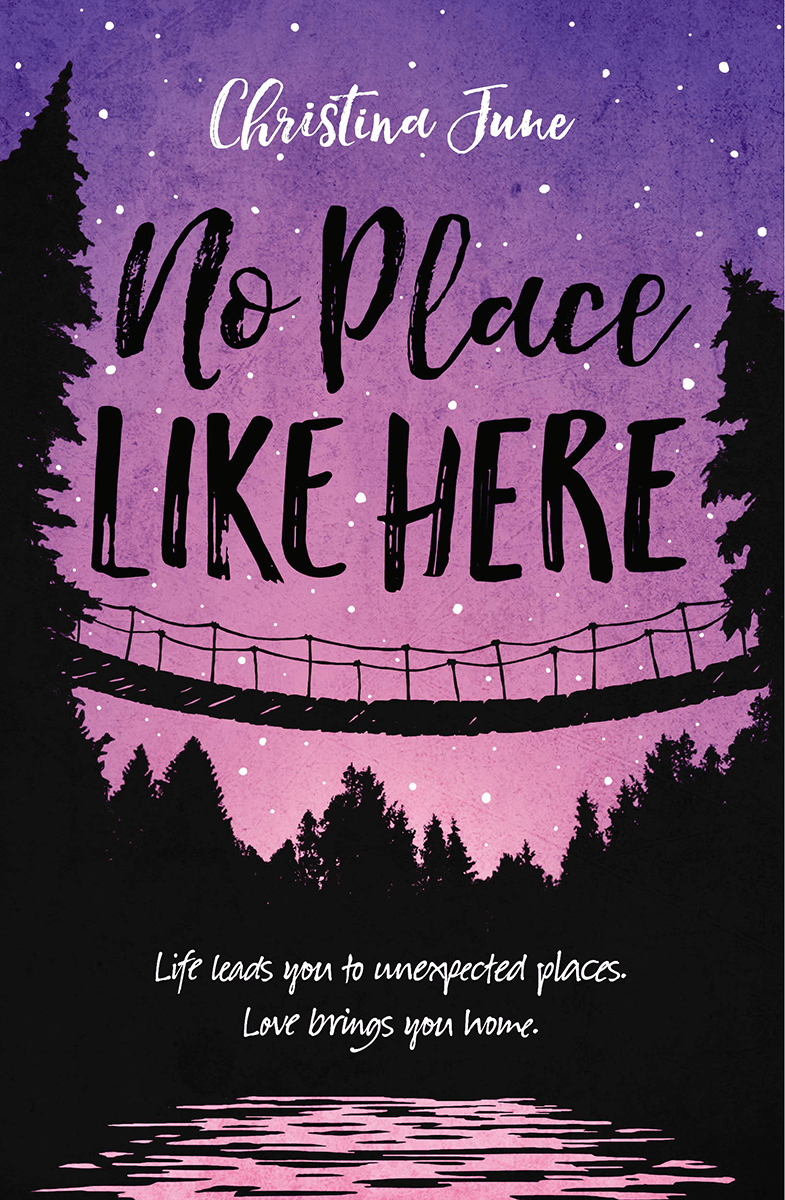 Blog Tour: No Place Like Here by Christina June (Review + Giveaway!)