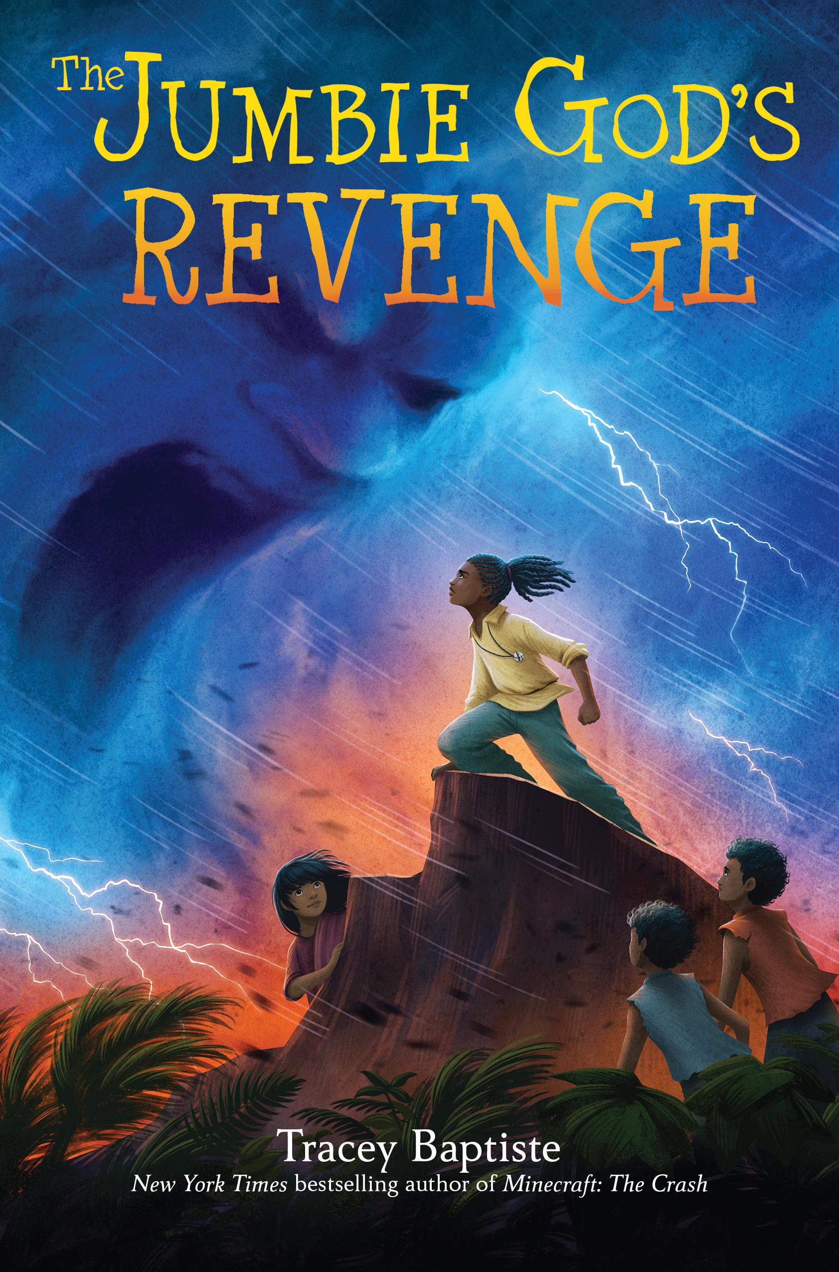 Blog Tour: The Jumbie God's Revenge by Tracey Baptiste (Excerpt!)