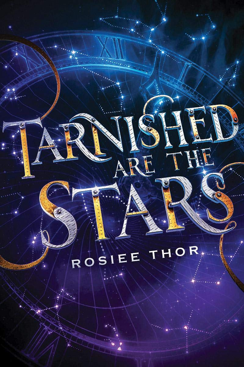Review of Tarnished Are The Stars by Rosiee Thor (+GIVEAWAY!!!)