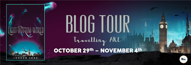 Blog Tour: The Light at the Bottom of the World by London Shah (Review + Giveaway!!!)
