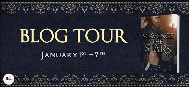 Blog Tour: Scavenge the Stars by Tara Sim (Spotlight + Giveaway!)