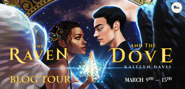 Blog Tour: The Raven and The Dove by Kaitlyn Davis (Interview + Giveaway!)