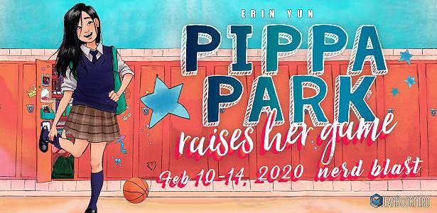 Nerd Blast: Pippa Park Raises Her Game by Erin Yun (Spotlight + Giveaway!)