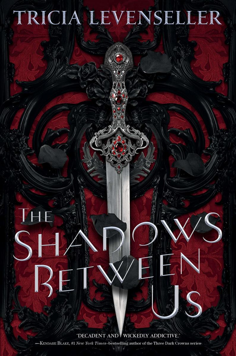 Blog Tour: The Shadows Between Us by Tricia Levenseller (Interview + Giveaway!)