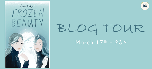Blog Tour: Frozen Beauty by Lexa Hillyer (Interview + Giveaway!)