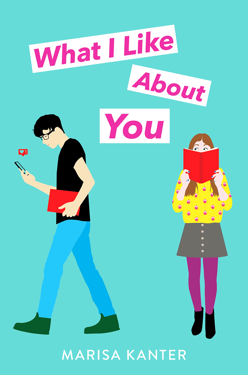 Blog Tour: What I Like About You by Marisa Kanter (Spotlight+ Giveaway!)