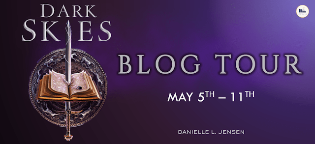 Blog Tour: Dark Skies by Danielle L. Jensen (Spotlight + Giveaway!)