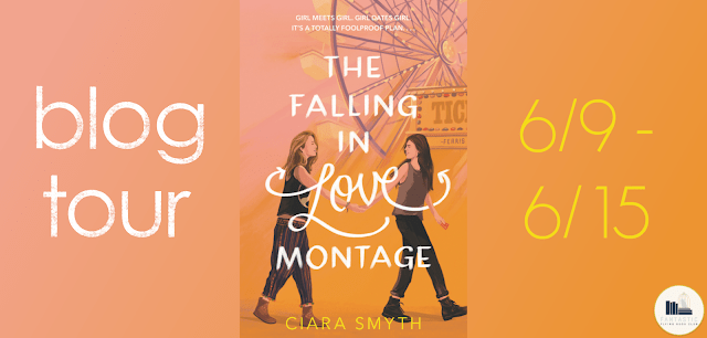 Blog Tour: The Falling in Love Montage by Ciara Smyth (Creative Post + Giveaway!)