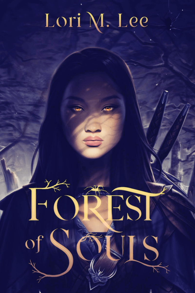 Blog Tour: Forest of Souls by Lori M. Lee (Excerpt + Giveaway!)