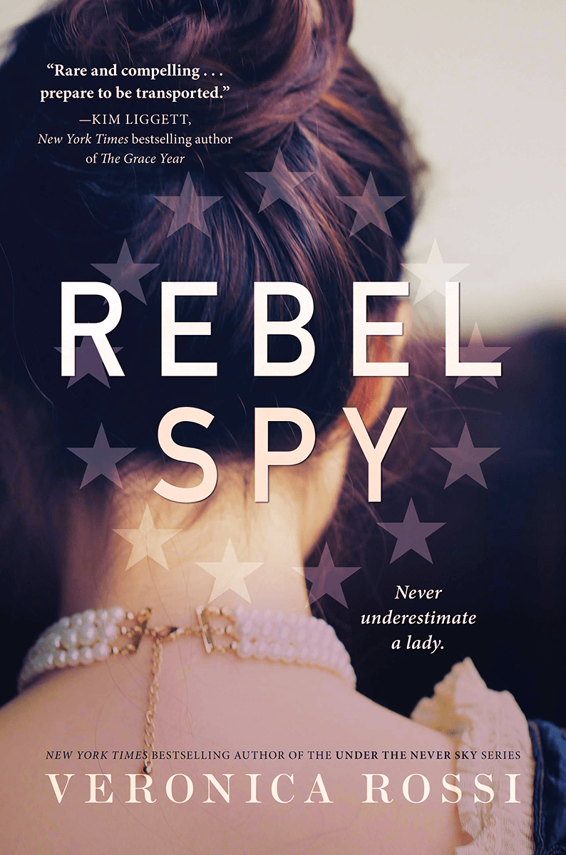 Blog Tour: Rebel Spy by Veronica Rossi (Interview!)