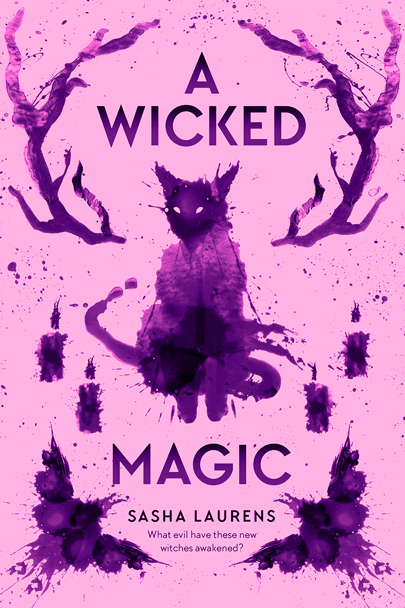 Blog Tour: A Wicked Magic by Sasha Laurens (Character Playlist + Giveaway!!!)