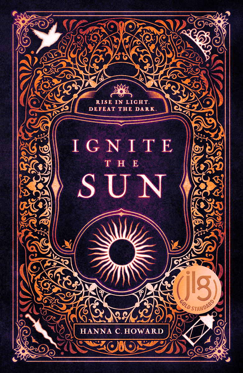 Blog Tour: Ignite the Sun by Hanna C. Howard (Interview + Bookstagram + Giveaway!)
