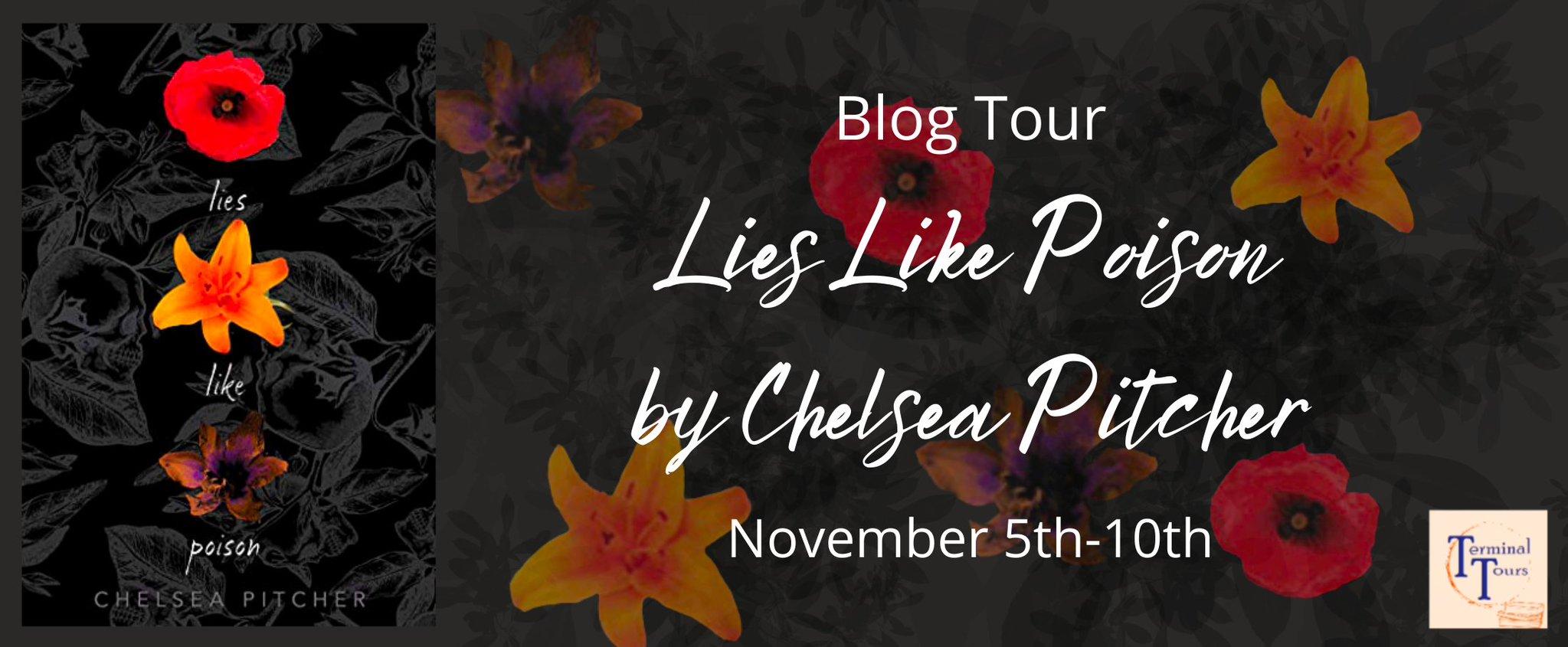 Blog Tour: Lies Like Poison by Chelsea Pitcher (Spotlight!)