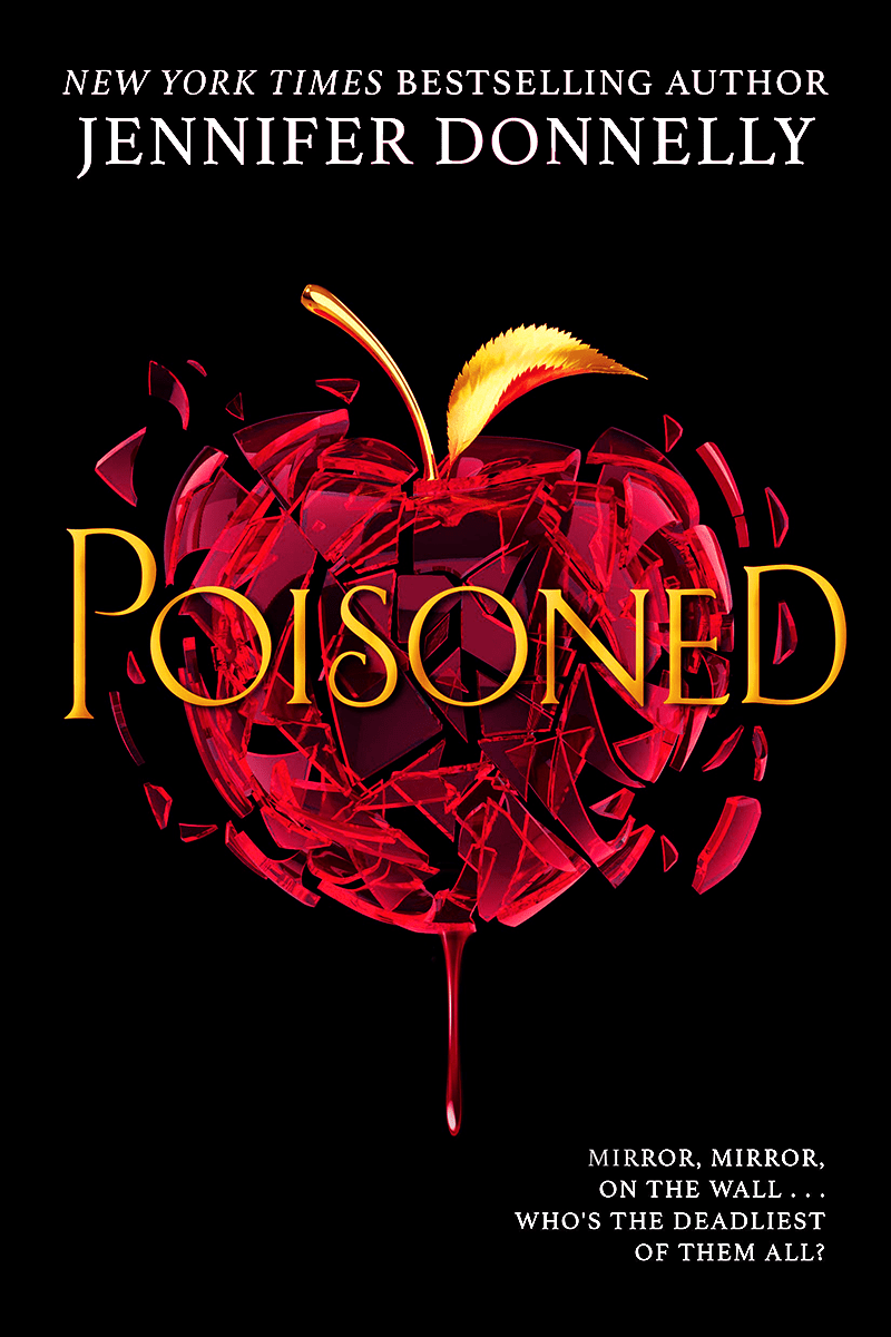 Blog Tour: Poisoned by Jennifer Donnelly (Interview + Giveaway!)