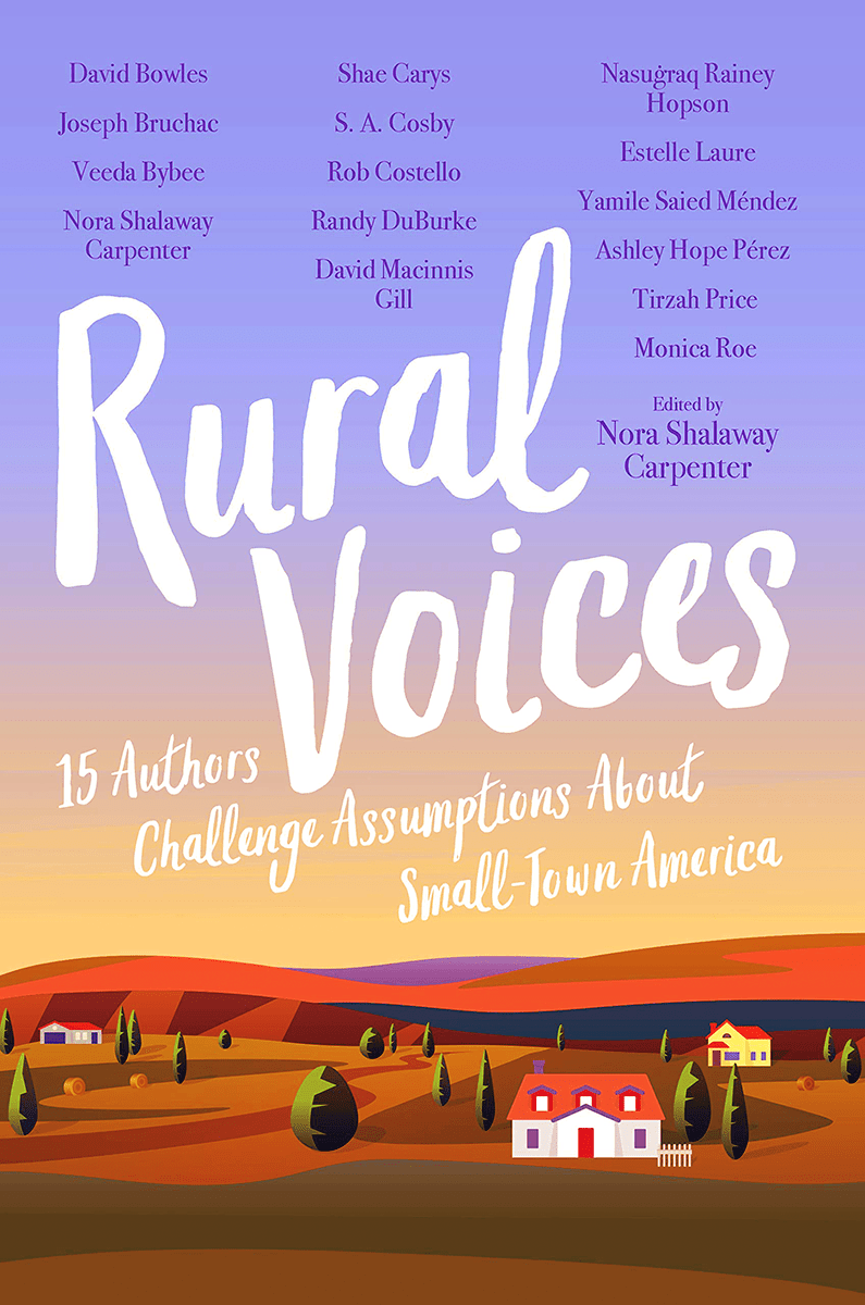 Blog Tour: Rural Voices Edited by Nora Shalaway Carpenter (Guest Post + Giveaway!)