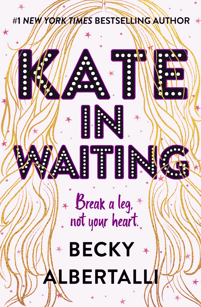 Review of Kate in Waiting by Becky Albertalli