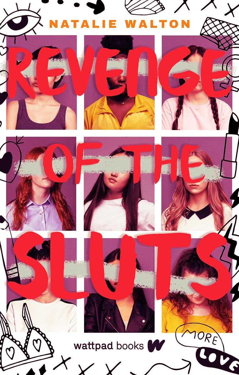 Blog Tour: Revenge of the Sluts by Natalie Walton (Interview + Bookstagram!)