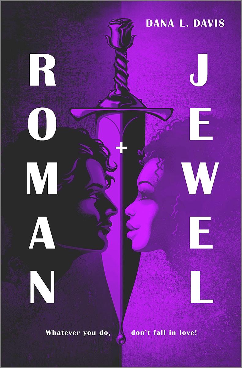 Blog Tour: Roman and Jewel by Dana L. Davis (Interview!)