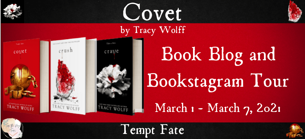 Blog Tour: Covet by Tracy Wolff (Interview + Giveaway!)