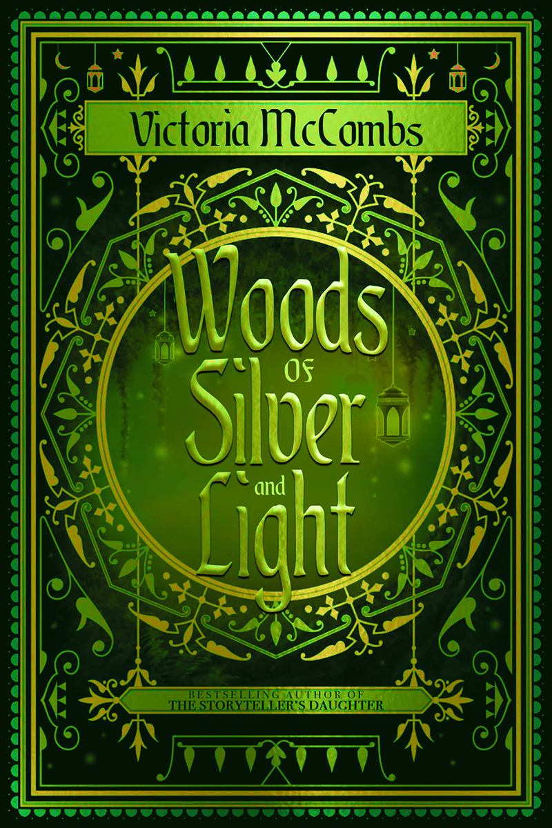 Blog Tour: Woods of Silver and Light by Victoria McCombs (Interview + Giveaway!)