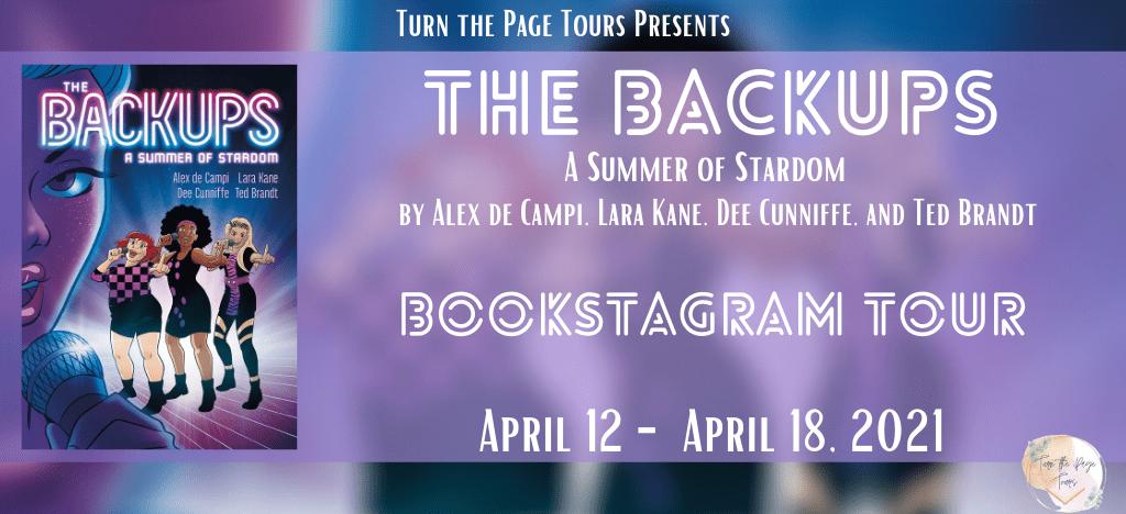 Blog Tour: The Backups by Alex de Campi (Review + Bookstagram + Giveaway!)