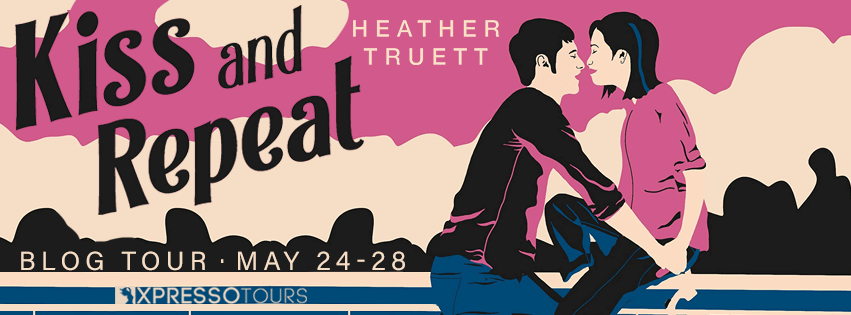 Blog Tour: Kiss and Repeat by Heather Truett (Guest Post + Giveaway!)