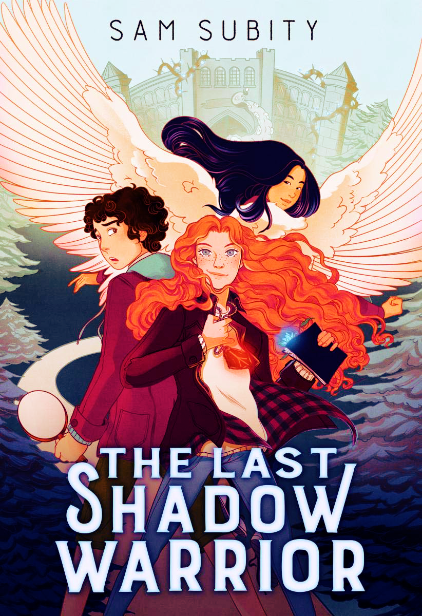 Blog Tour: The Last Shadow Warrior by Sam Subity (Interview + Giveaway!)