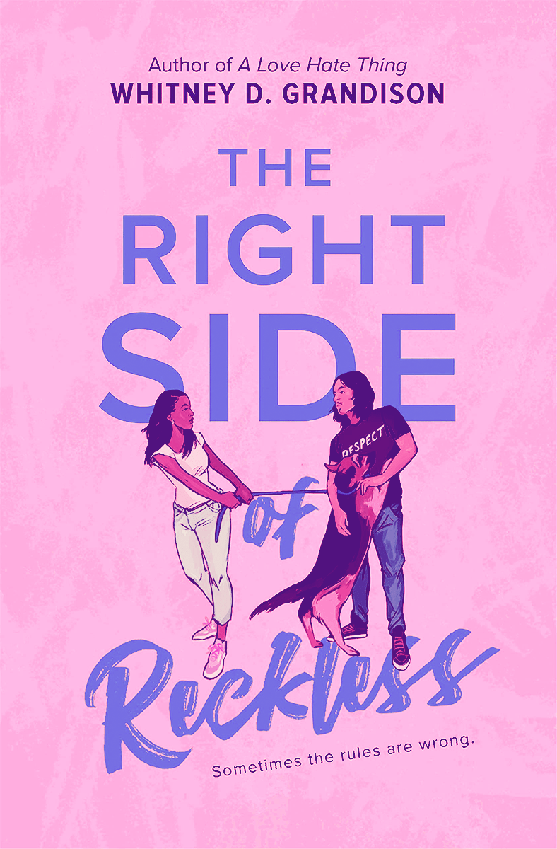 Blog Tour: The Right Side of Reckless by Whitney D. Grandison (Interview!)