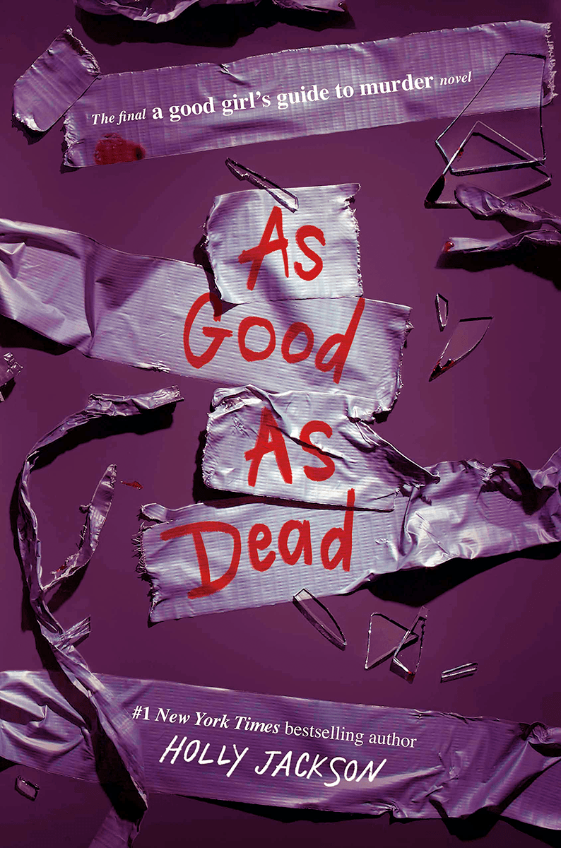 Blog Tour: As Good As Dead by Holly Jackson (Reading Journal!)