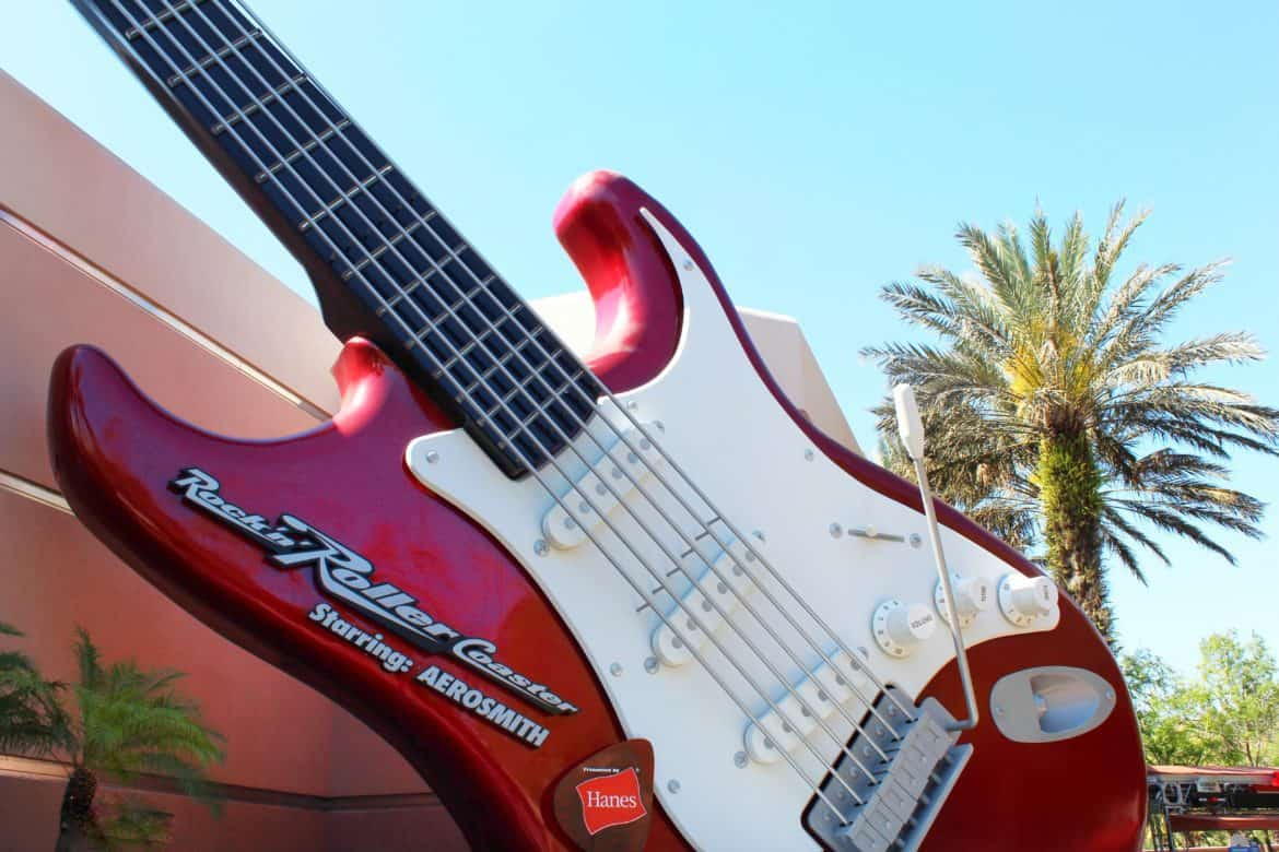 Four Fast Facts About Rock N Roller Coaster Starring