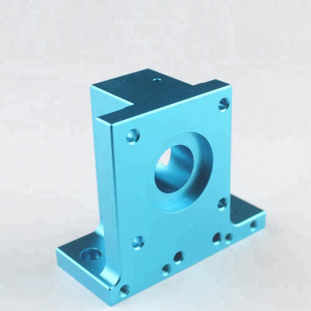 5 Axis Billet Solid Aluminum Blocks CNC Milling Part
