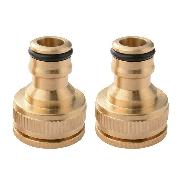 CNC Brass Lathe Turning Machine Mechanical Parts Fabrication