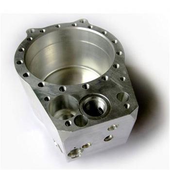 Precise CNC Car Milling Compound Processing Service