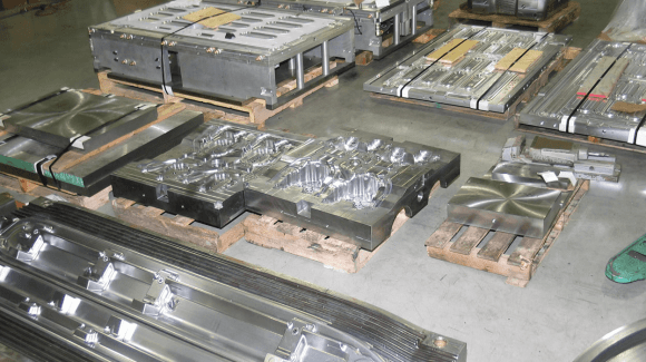 Custom Plastic Mold Manufacturers in china