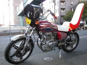諏訪市バイク買取実績