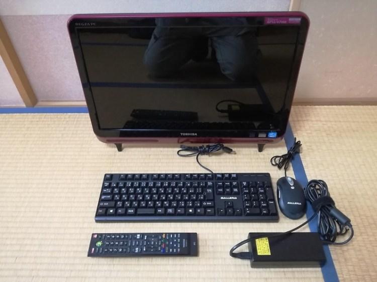 デスクトップパソコンD712/V7HM