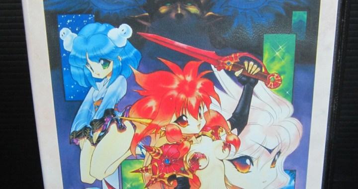 FM-TOWNS ゲーム CD-ROM ドラゴンハーフ 中古品