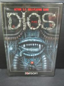 PC-9801 ゲーム 5インチ ディオス DIOS 中古品