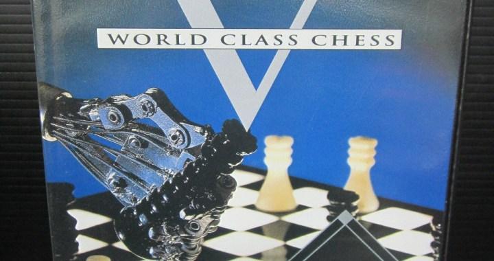 PC-9801 ゲーム 3.5インチ チェス サルゴンⅤ 中古品